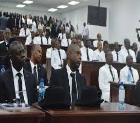Le parlement haitien