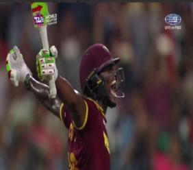 Carlos Brathwaite to captain West Indies against ICC World XI.