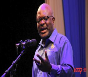 AG and candidate for St. Philip South, Adriel Brathwaite