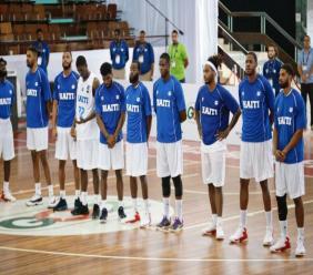 L'équipe Haïtienne de Basketball disqualifiée du tournoi Americup 2021. Photo: Haiti Tempo
