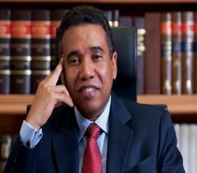 Felix Bautista, sénateur et homme d'Affaires dominicain