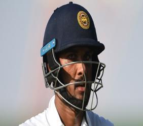 Sri Lanka captain Dinesh Chandimal.