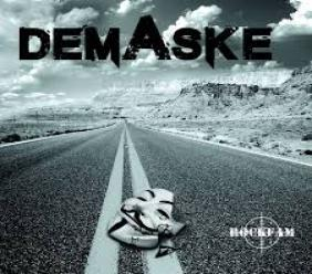 Photo : Couverture du Disque Demaske - Crédit Photo: Rock Fam