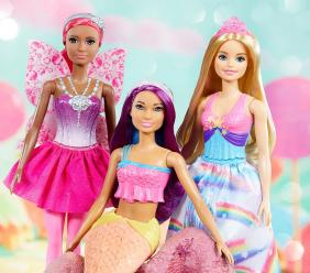 Barbie Dreamtopia Princess Doll via Barbie's official Facebook page.