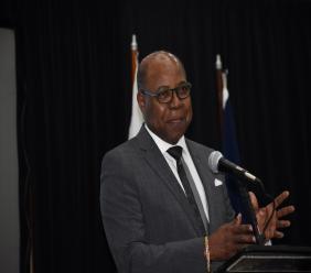 Jamaica's Tourism Minister Edmund Bartlett.