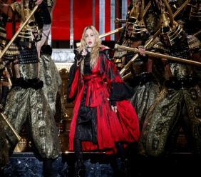Madonna au Billboard Music Awards, le 19 mai 2013 à Las Vegas