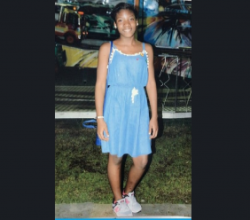 Photo: 15-year-old Nakia Phillips was last seen by her mother on August 15, 2018. Photo courtesy the Trinidad and Tobago Police Service.