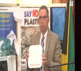Jamaica's Minister in the Ministry of Economic Growth and Job Creation, Daryl Vaz announced the ban on Monday.