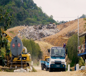 Photo: 'Disposable', directed by Dylan Quesnel, looks at the need for curbside recycling initiatives throughout T&T.