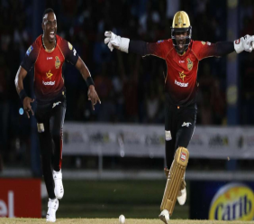 Trinbago Knight Riders will bid to become the first team to repeat as CPL champions against Guyana Amazon Warriors in the CPL finals on Sunday