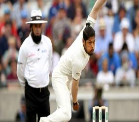 India fast bowler Umesh Yadav.