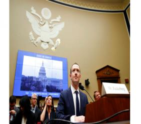 Facebook CEO Mark Zuckerberg returns after a break to continue testifying at a House Energy and Commerce hearing on Capitol Hill in Washington, about the use of Facebook data to target American voters in the 2016 election and data privacy. (AP Photo/Jacquelyn Martin, File)