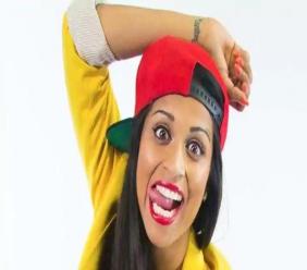 Lilly Singh aka Superwoman