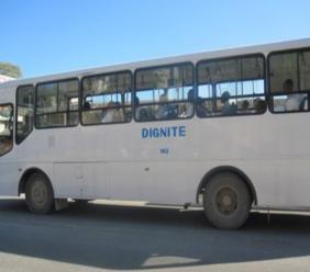 Des employés de la compagnie Dignité réclament le paiement de plusieurs mois d'arriérés de salaire