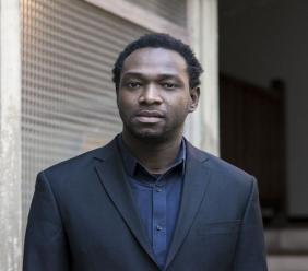 L'étudiant en philosophie et écrivain haïtien, Néhémy Pierre-Dahomey.
