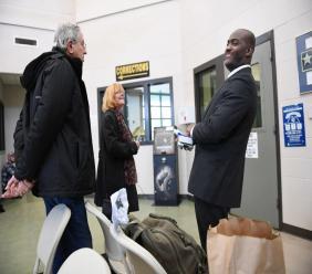 USA: Une famille chrétienne vole au secours de cet Haïtien en prison. Photo: Washington Post