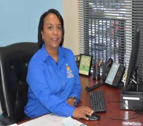 Ms. Katherine Whittaker is the new Head of Labour Demands, Development and Training for Workforce Opportunities and Residency Cayman. PIC; Cayman Chamber of Commerce