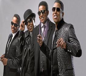 The Jacksons. Photo: AP