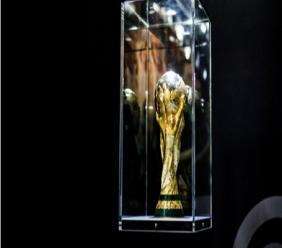 World Cup Trophy.