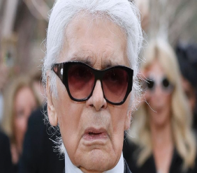 Karl Lagerfield has died at age 85