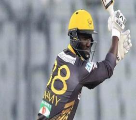 Former West Indies captain Darren Sammy.