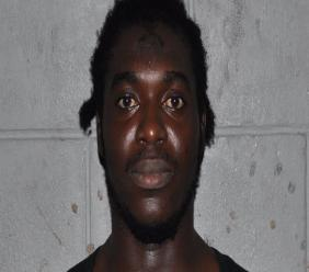Photo: Junior Thompson was charged for the murder of his wife's ex-boyfriend, Kurt Edwards. Edwards' body was found in Tacarigua after he dies during a stabbing incident.