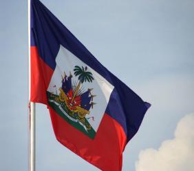 Le bicolore haïtien