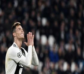 L'attaquant international portugais de la Juventus, Cristiano Ronaldo
