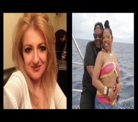 A gauche: Miranda Schaup-Werner, l'Américaine retrouvée morte cinq jours avant le décès du couple de fiancés (à droite)./Photo:collage WFTV Orlando.