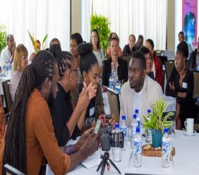 Tobago wedding industry vendors participate in Bride Villa training