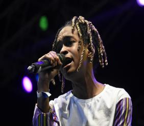 In this January 2019 file photo, Koffee performs at Rebel Salute in St Ann.