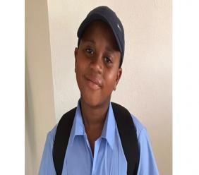 T'Juan Bascoe has passed for the Christ Church Foundation School.