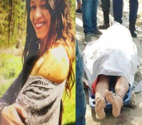 Le corps de la professeure de Yoga, Surelly Miller découvert sans vie par un bateau de pêche vendredi./Photo: lanaciondominicana