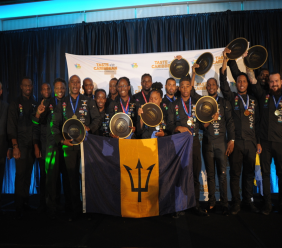 Barbados topped the Taste of the Caribbean competition in Miami. Photo courtesty CHTA