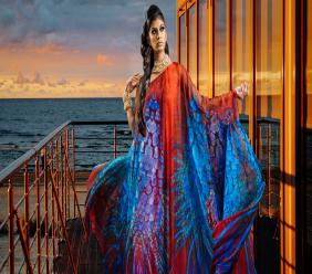 Photography: Gary Jordan Hairstylist: Kerry Mohammed Makeup Artist: Analese Redman Model: Tanisha Lalla