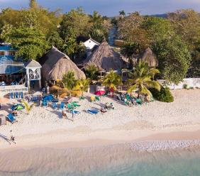 The Kuyaba resort in Negril