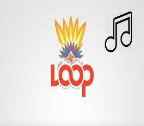 Loop sings its own tune.