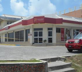 First Caribbean International Bank (CIBC) in Vieux-Fort