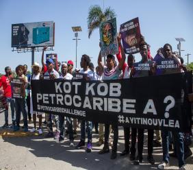 Les Petrochallengers annoncent un sit-in pour marquer leur 1er anniversaire