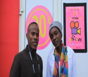 Dieula Jean-Louis et Luxama Jimmy représentent Haïti au20e festival Off-Courts
