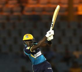 Barbados Tridents move up to 4th in the points table after victory over the St Lucia Zouks