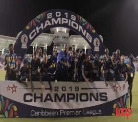 Barbados Tridents win CPL 2019