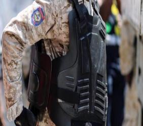 Illustration Police / Loop Haiti