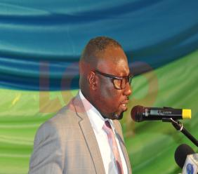 Minister of Small Business, Entrepreneurship and Commerce Dwight Sutherland