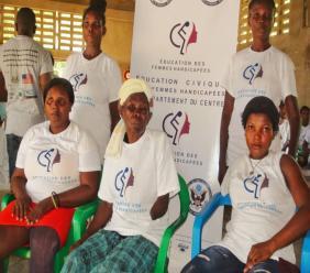 Des participants à la séance de formation, Crédit Photo: EFEH/Caleb Gérard