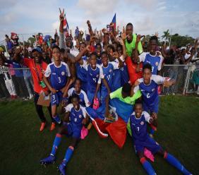 Brésil 2019 : les Petits Grenadiers dans la plus grande fête du foot.