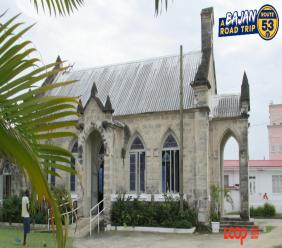 Holetown Methodist Church (FILE)