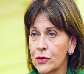 Helen Meagher La Lime en tête de la nouvelle mission de l'ONU en Haïti./Photo: Carribean national weekly