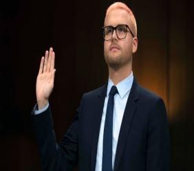 Cambridge Analytica whistleblower Christopher Wylie testifies before Congress via Guardian News.
