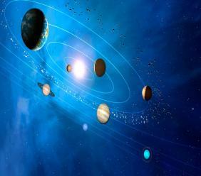 Le 11 novembre, Mercure, la plus petite planète du système solaire, transmettra le soleil. © AFP / Science Photo Library / Mark Garlick